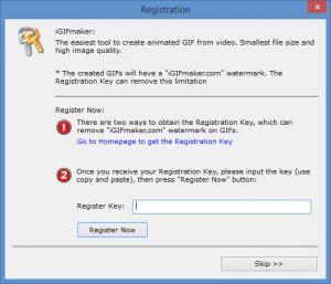 Enlarge iGIFmaker Screenshot