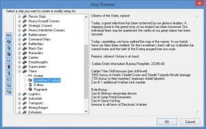 Enlarge EVE Fitting Tool Screenshot