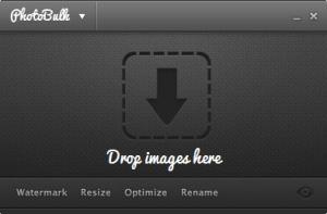 Enlarge PhotoBulk Screenshot