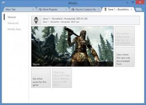 Enlarge Modio Screenshot