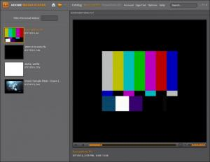 Enlarge Adobe Media Player Screenshot