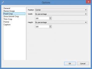 Enlarge BatchCrop Screenshot