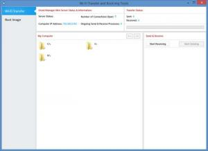 Enlarge Droid Manager Screenshot
