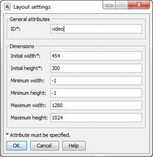 Enlarge VLC Skin Editor Screenshot