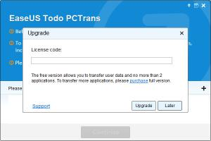 Enlarge EaseUS Todo PCTrans Screenshot