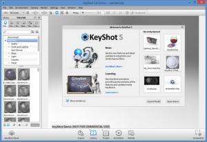 Enlarge KeyShot Screenshot