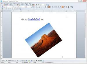 Enlarge ThinkFree Office Screenshot
