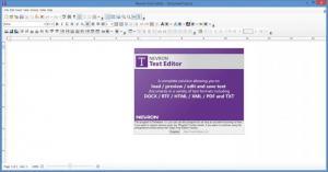 Enlarge Nevron Text Editor Screenshot