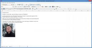 Enlarge Nevron Text Editor Screenshot