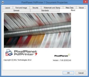 Enlarge PixelPlanet PdfPrinter Screenshot