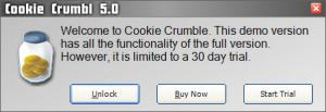 Enlarge Cookie Crumble Screenshot