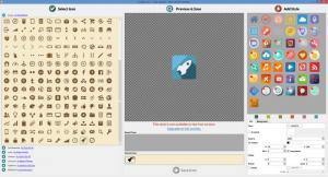Enlarge Iconion Screenshot
