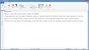 Enlarge BowPad Screenshot