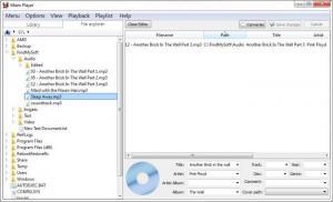 Enlarge Miam Player Screenshot