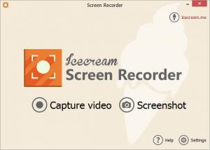 Enlarge IceCream Screen Recorder Screenshot