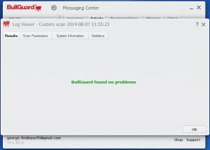 Enlarge BullGuard Premium Protection Screenshot