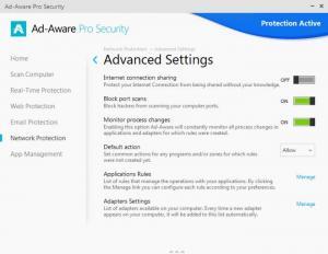 Enlarge Ad-Aware Pro Security Screenshot