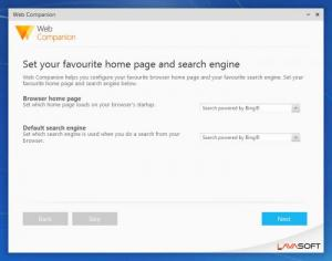 Enlarge Web Companion Screenshot
