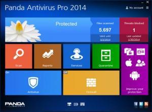 Enlarge Panda Antivirus Pro Screenshot