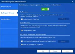 Enlarge Panda Antivirus Pro Screenshot