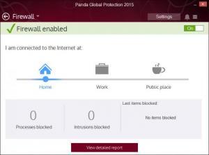 Enlarge Panda Global Protection Screenshot