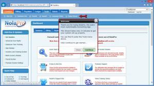 Enlarge NolaPro Screenshot