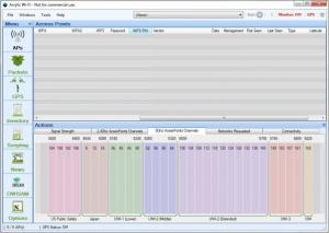 Enlarge Acrylic WiFi Screenshot