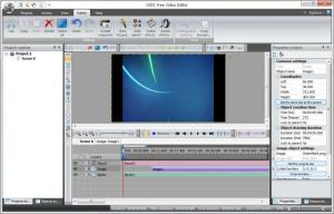 Enlarge VSDC Free Video Editor Screenshot