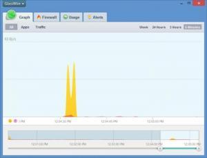 Enlarge GlassWire Screenshot