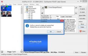 Enlarge VisiPics Screenshot