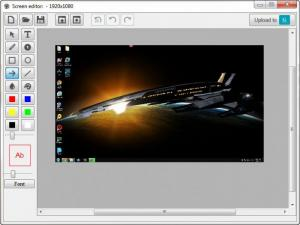 Enlarge Nimbus Capture Screenshot