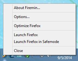 Enlarge Firemin Screenshot
