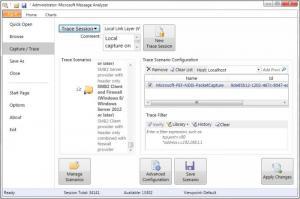 Enlarge Microsoft Message Analyzer Screenshot