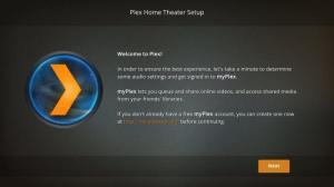 Enlarge Plex Home Theater Screenshot