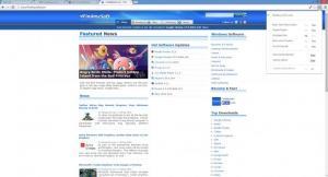 Enlarge Epic Privacy Browser Screenshot