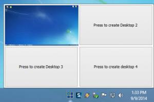 Enlarge Desktops Screenshot