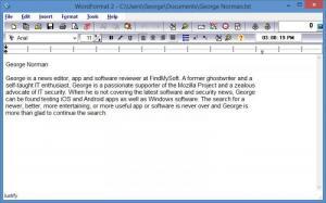 Enlarge SSuite Office Screenshot