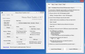 Enlarge Nexus Root Toolkit Screenshot