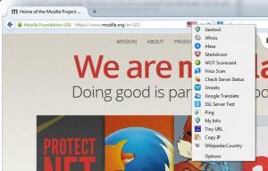 Enlarge Flagfox Screenshot
