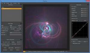 Enlarge Chaotica Screenshot
