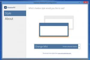 Enlarge ShadowFX Screenshot