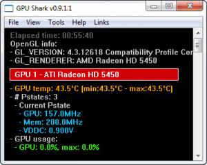 Enlarge GPU Shark Screenshot