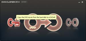 Enlarge DVD-Cloner Screenshot