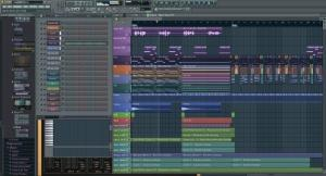 Enlarge FL Studio Screenshot
