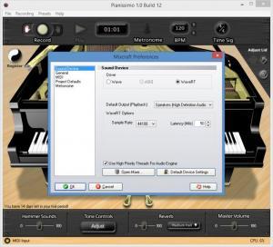 Enlarge Pianissimo Screenshot