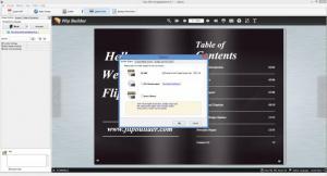 Enlarge Flip PDF Screenshot