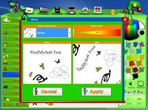 Enlarge Little Painter Screenshot