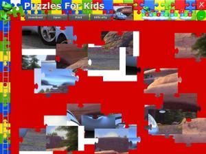 Enlarge Puzzles For Kids Screenshot