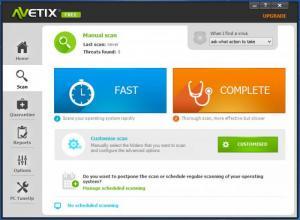 Enlarge Avetix Screenshot