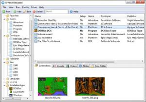 Enlarge D-Fend Reloaded Screenshot